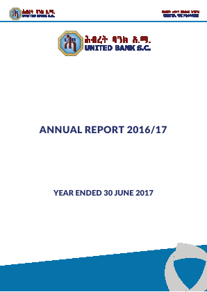 United Bank annual report 2017