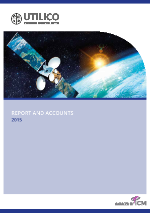 Utilico Emerging Markets annual report 2015