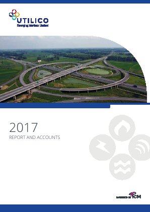 Utilico Emerging Markets annual report 2017