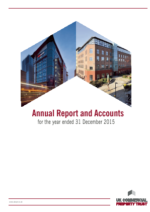 UK Commercial Property Trust Ltd annual report 2015