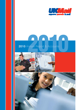 UK Mail Group Plc annual report 2010