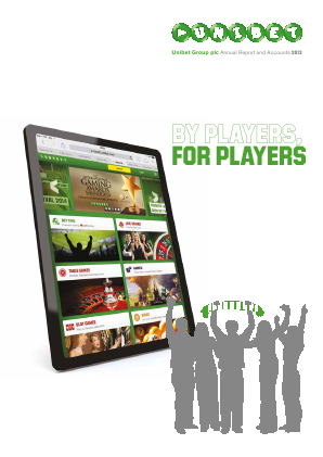 Unibet Group annual report 2013