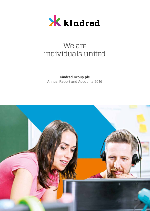 Unibet Group annual report 2016