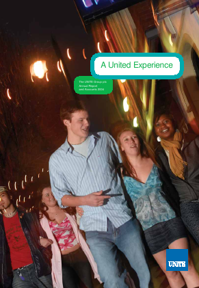 Unite Group annual report 2004
