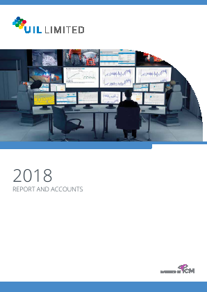 UIL Limited (previously Utilico Investments ) annual report 2018