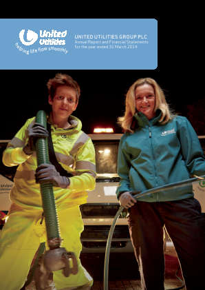 United Utilities Group Plc annual report 2014