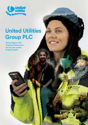United Utilities Group Plc annual report 2018
