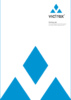 Victrex annual report 2010