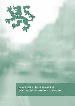 Value & Income Trust annual report 2015