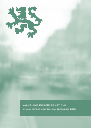 Value & Income Trust annual report 2018