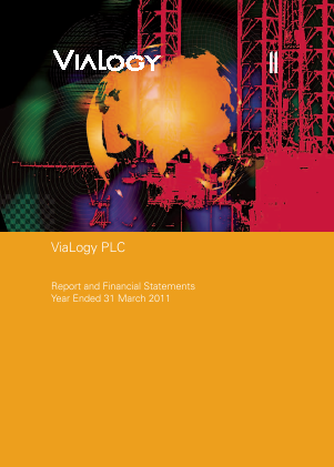 Vialogy annual report 2011
