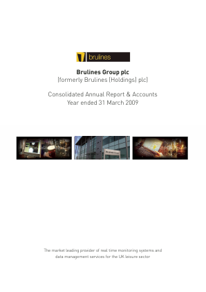 Vianet Group Plc annual report 2009