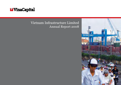 Vinaland annual report 2008