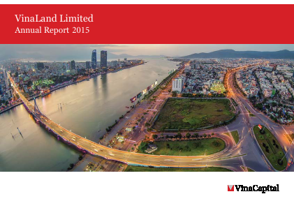 Vinaland ZDP Ltd annual report 2015