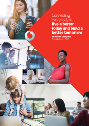 Vodafone Group annual report 2017