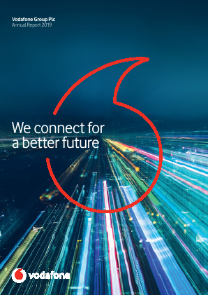 Vodafone Group annual report 2019
