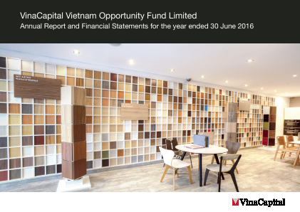 Vinacapital Vietnam Opportunity Fund annual report 2016