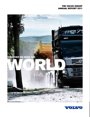 Volvo annual report 2012