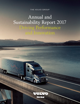 Volvo annual report 2017