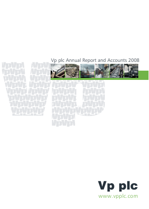 VP annual report 2008
