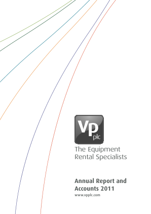 VP annual report 2011