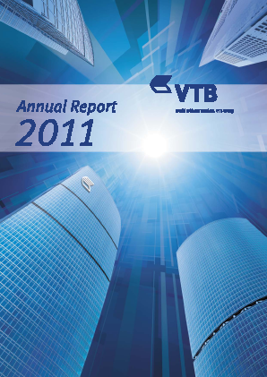 VTB Bank(PJSC) annual report 2011