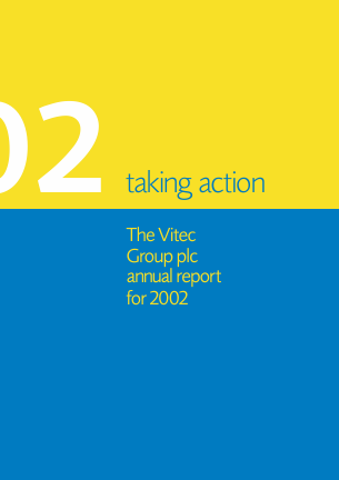Vitec Group Plc (The) annual report 2002