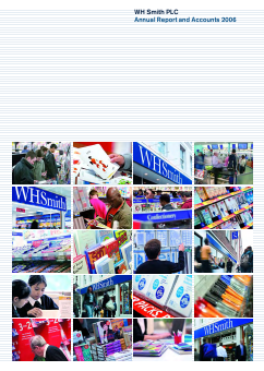 WH Smith Plc annual report 2006