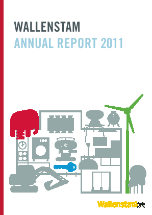 Wallenstam annual report 2011