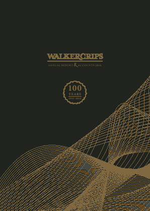 Walker Crips Group Plc annual report 2014