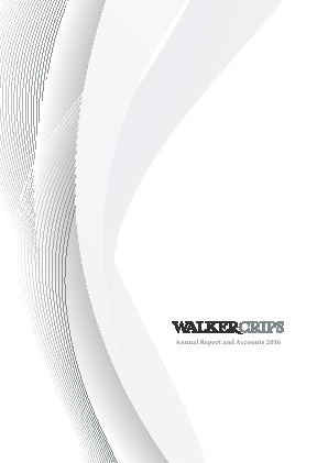 Walker Crips Group Plc annual report 2016