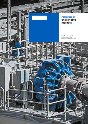 Weir Group annual report 2015