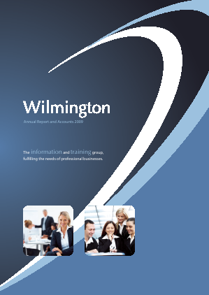 Wilmington Plc annual report 2009