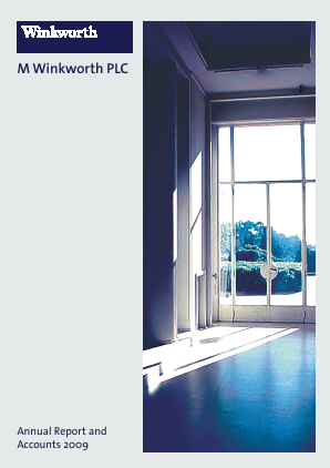 M Winkworth Plc annual report 2009