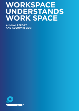 Workspace Group Plc annual report 2013