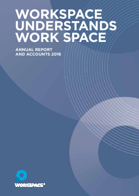 Workspace Group Plc annual report 2016