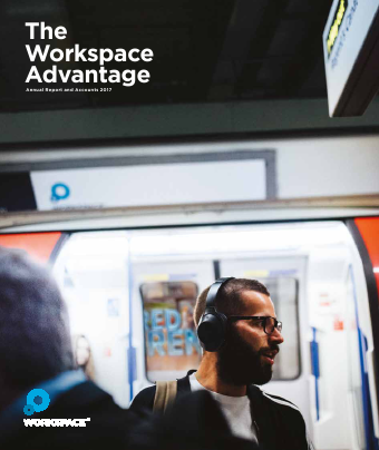 Workspace Group Plc annual report 2017