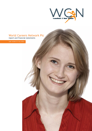 World Careers Network annual report 2014