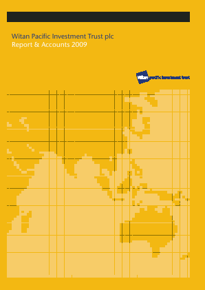 Witan Pacific Investment Trust annual report 2009