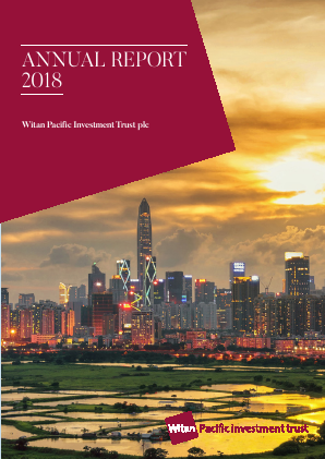 Witan Pacific Investment Trust annual report 2018