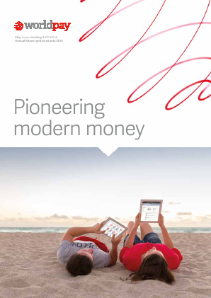 Worldpay Group Plc annual report 2014