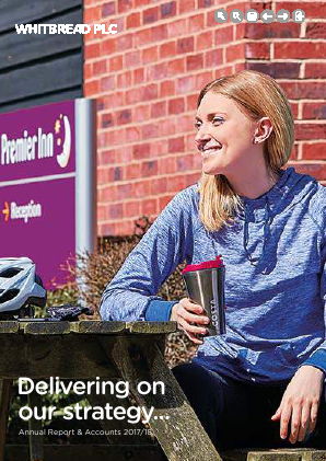 Whitbread annual report 2018