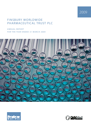 Worldwide Healthcare Trust Plc annual report 2009