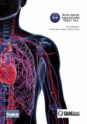 Worldwide Healthcare Trust Plc annual report 2016