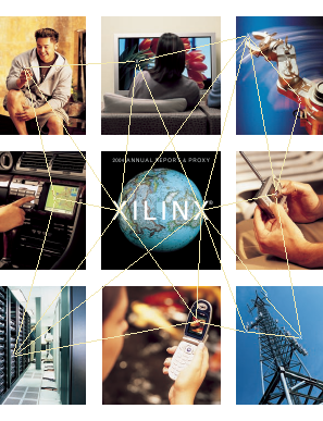 Xilinx Inc. annual report 2004