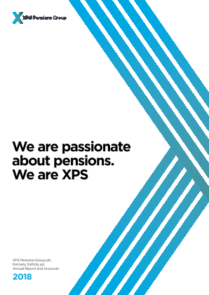 XPS Pensions annual report 2018