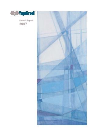 Yapi Ve Kredi Bankasi As annual report 2007