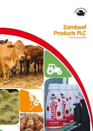 Zambeef Products annual report 2014