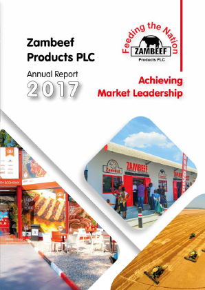 Zambeef Products annual report 2017