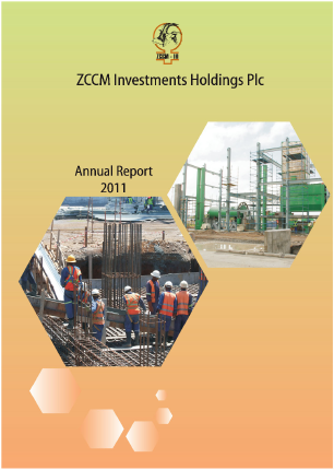 ZCCM Investments Holdings annual report 2011